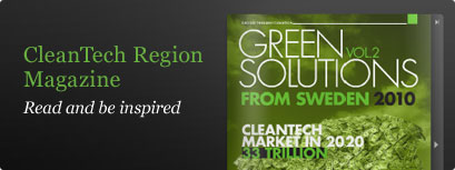Cleantech Region Magazine - Read and be inspired